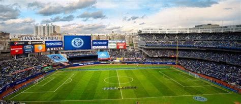 nycfc  kick   yankee stadium  york city fc