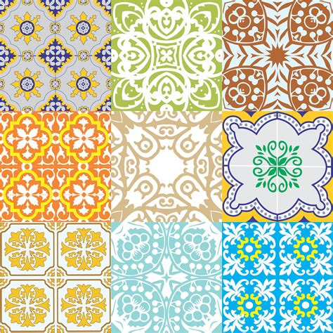 kit adesivo azulejo antigo frete gratis   uau