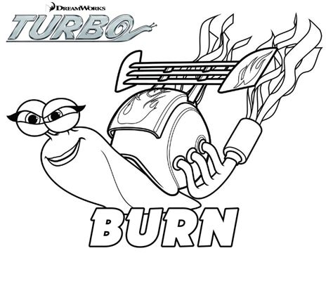 turbo dessin animé 20 dessins de coloriage dessin anim 233 turbo 224 imprimer