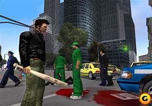 Grand Theft Auto III | Sottypong-Review's Site
