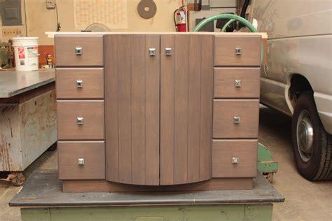 kitchen cabinets corner handmade custom made rift cut white oak bath vanities by r 2943