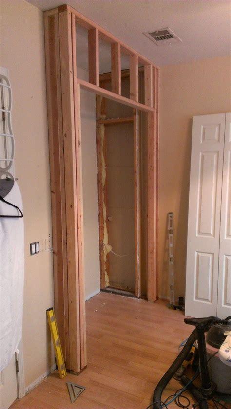 build  closet   corner