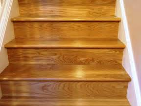 Wood Stair Tread Covers