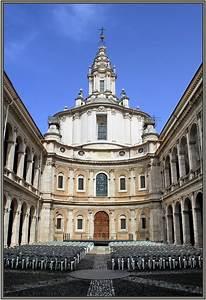 Panoramio - Photo of Sant'Ivo alla Sapienza, Roma