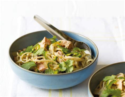 thai salmon noodle soup homes and property