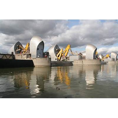 Thames Barrier How Does WorkFoto Bugil Bokep 2017