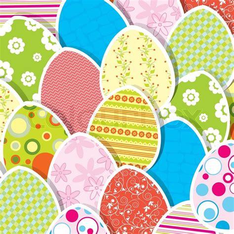 egg template illustration template egg greeting card vector illustration stock