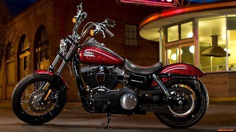 Harley Davidson Bob Wallpapers by Harley Davidson Dyna Bob Wallpapers Bull Gallery