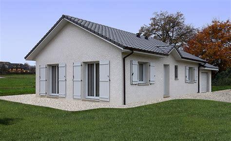 plan maison plain pied 100m2 3 chambres les constructions de maisons classiques mca en images