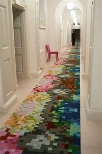 Tapis De Couloir : le tapis de couloir moderne 20 id es design ~ Teatrodelosmanantiales.com Idées de Décoration