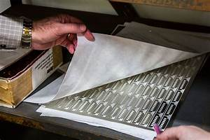 The Photo Etching Process