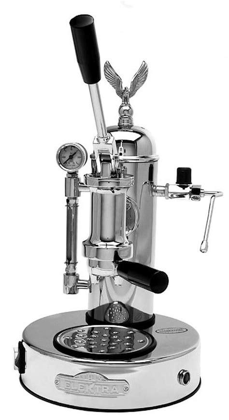 elektra espresso machine appliances elektra micro casa lever espresso machine