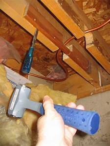 Floor joists for Notching a floor joist