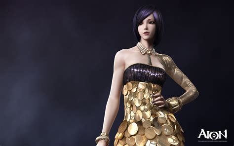 히스토리  월페이퍼  25 My Style 여자 캐릭터  Plaync 아이온