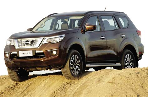 Trust edmunds' comprehensive suv buying guide to educate yourself about today's suv options and help you find your best match. Nissan loads tech and power into its all-new Terra SUV ...