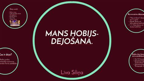 MANS HOBIJS- DEJOŠANA. by Līva Siliņa