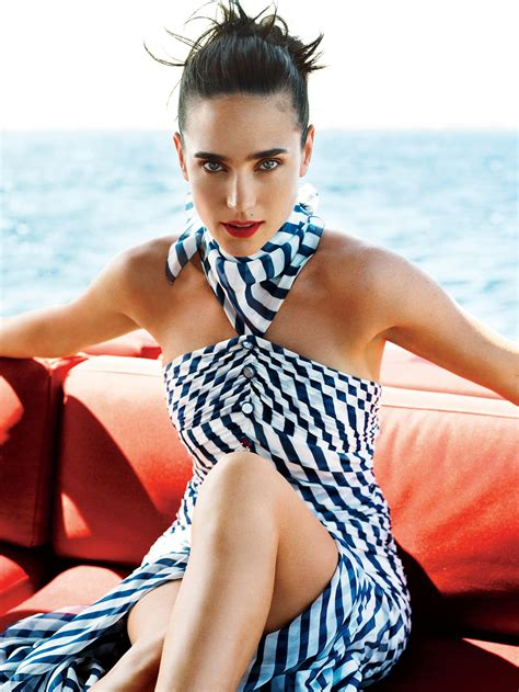 jennifer connelly vogue jennifer connelly and more of the best brows of all time