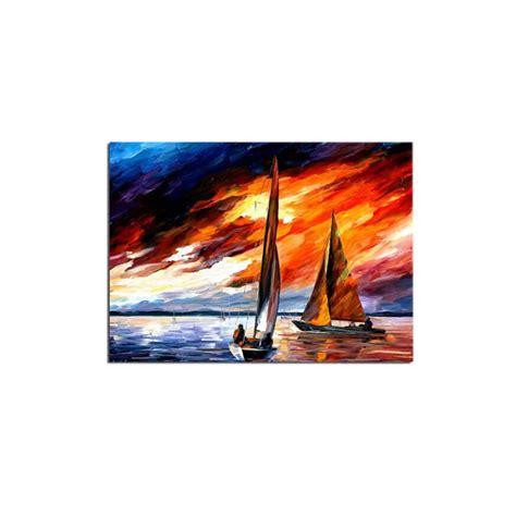 peintures a l huile sur toile tableau voilier bateau 2 navire peinture 224 l huile sur toile fait contemporain