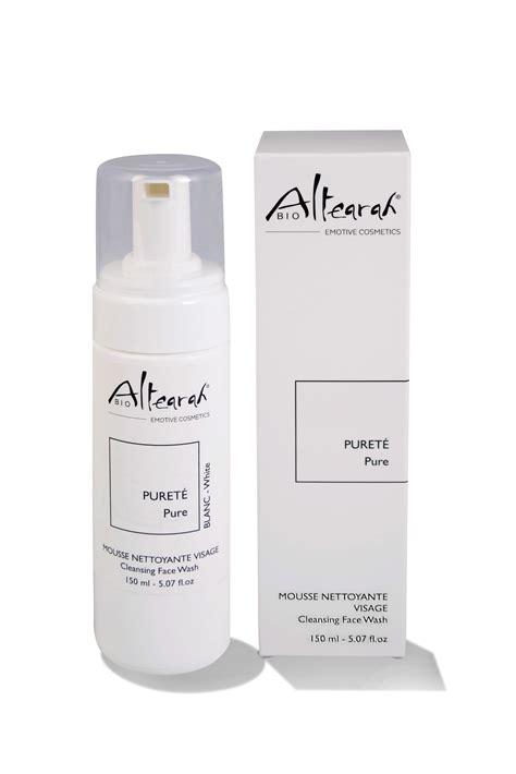 mousse nettoyante canapé altearah mousse nettoyante visage blanc 150 ml vente par