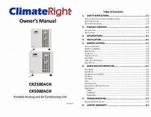 Air Gate Heater Manual