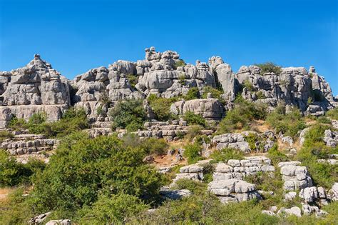 antequera torcal el wikipedia karst spain andalusia