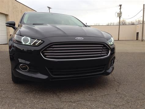retrofit and play headlights forsale ford fusion