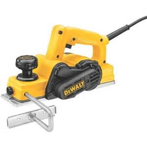 Dewalt D26677k 314'' Portable Electric Hand Planer Kit
