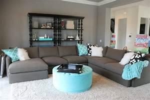 Salon Gris Bleu : quelle couleur va avec le gris conseils pour ne pas faire un mauvais choix ~ Melissatoandfro.com Idées de Décoration