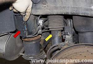 Bmw X5 Abs Wheel Speed Sensor Replacement  E53 2000