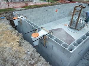 piscine hors sol dur robot pour piscine hors sol idea mc With construire une piscine en dur