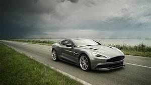 2013 Grey Aston Martin Vanquish Exterior Front - | EuroCar ...