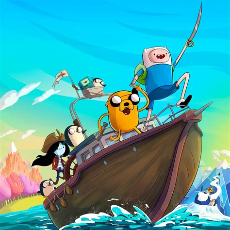 Adventure Time: Pirates of the Enchiridion - IGN