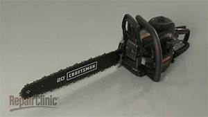 Craftsman Electric Chainsaw Parts