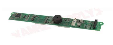 wrf ge refrigerator temperature control board amre supply
