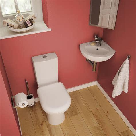 cloakroom toilet toilets basins baths bathroom