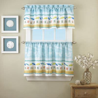 Kitchen Curtains Bed Bath And Beyond by Buy Kitchen Tier Curtains From Bed Bath Amp Beyond