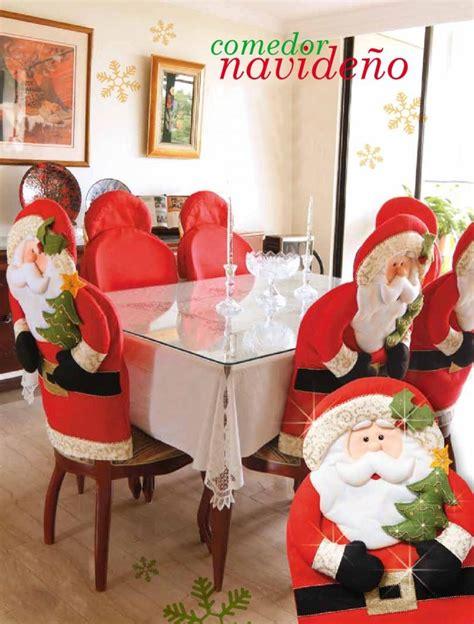 comedor navideno navidad navidad silla de navidad