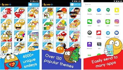 emoji apps  android