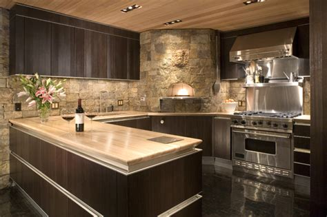 tiling a kitchen countertop mountain contemporary kitchen denver by 6237
