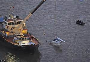 New York Helicopter Pilot In Crash That Killed British