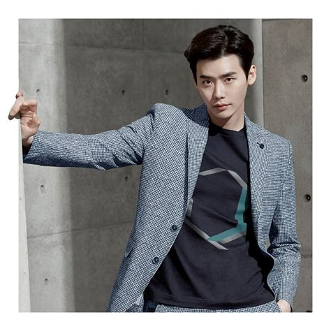 10 Sexy Photos Of Lee Jong Suk Slaying In A Suit To Get
