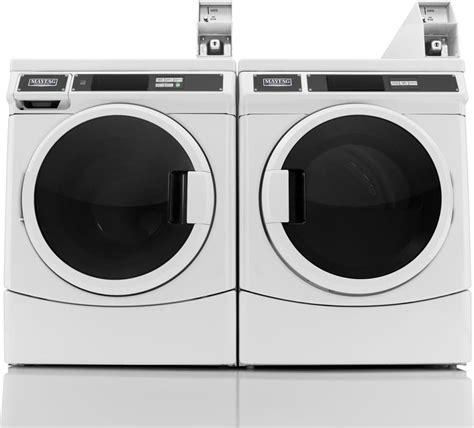 Maytag MDG28PDCWW 27 Inch Commercial Gas Dryer with 6.7 cu
