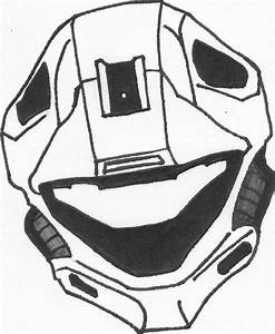 halo 3 Recon Helmet by Sle3py on DeviantArt