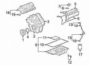Cadillac Dts Engine Intake Manifold Gasket  4 6 Liter  Dts