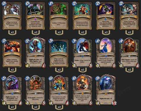malygos rogue deck legend deck voleur malygos loe superjj hearthstone heroes of