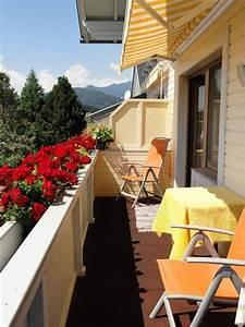 Gastehaus unterlercher seeboden for Markise balkon mit schimmel auf tapete entfernen