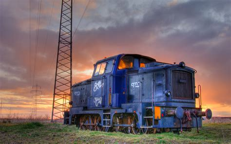 fantastic hd locomotive wallpapers