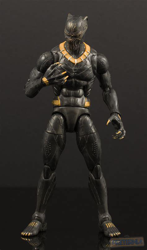 Black Panther Golden Suit