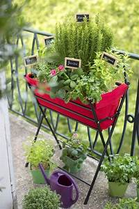 Jardin Et Balcon : potager pour un balcon notre s lection jardins sacs ~ Premium-room.com Idées de Décoration