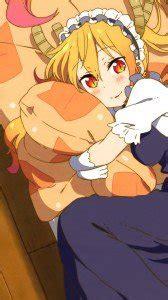 kobayashis dragon maid phone wallpapers